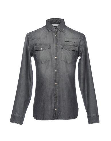 PIERRE BALMAIN - Camicia jeans