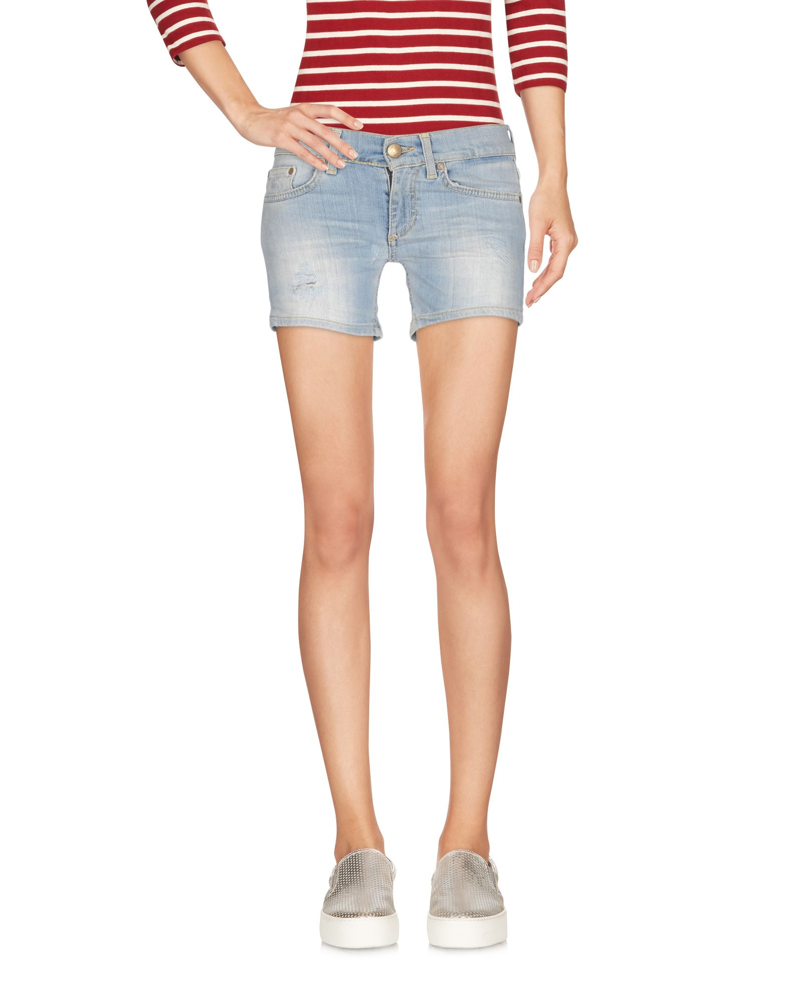 Shorts Jeans Dondup Donna - Acquista online su oX1jKW