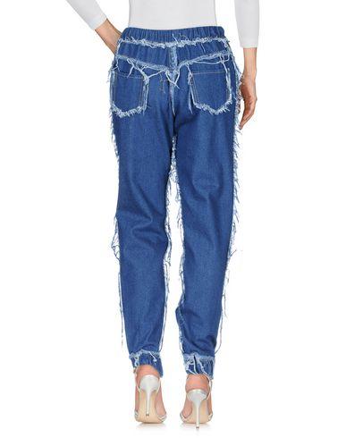 ANDREA CREWS Pantalones vaqueros