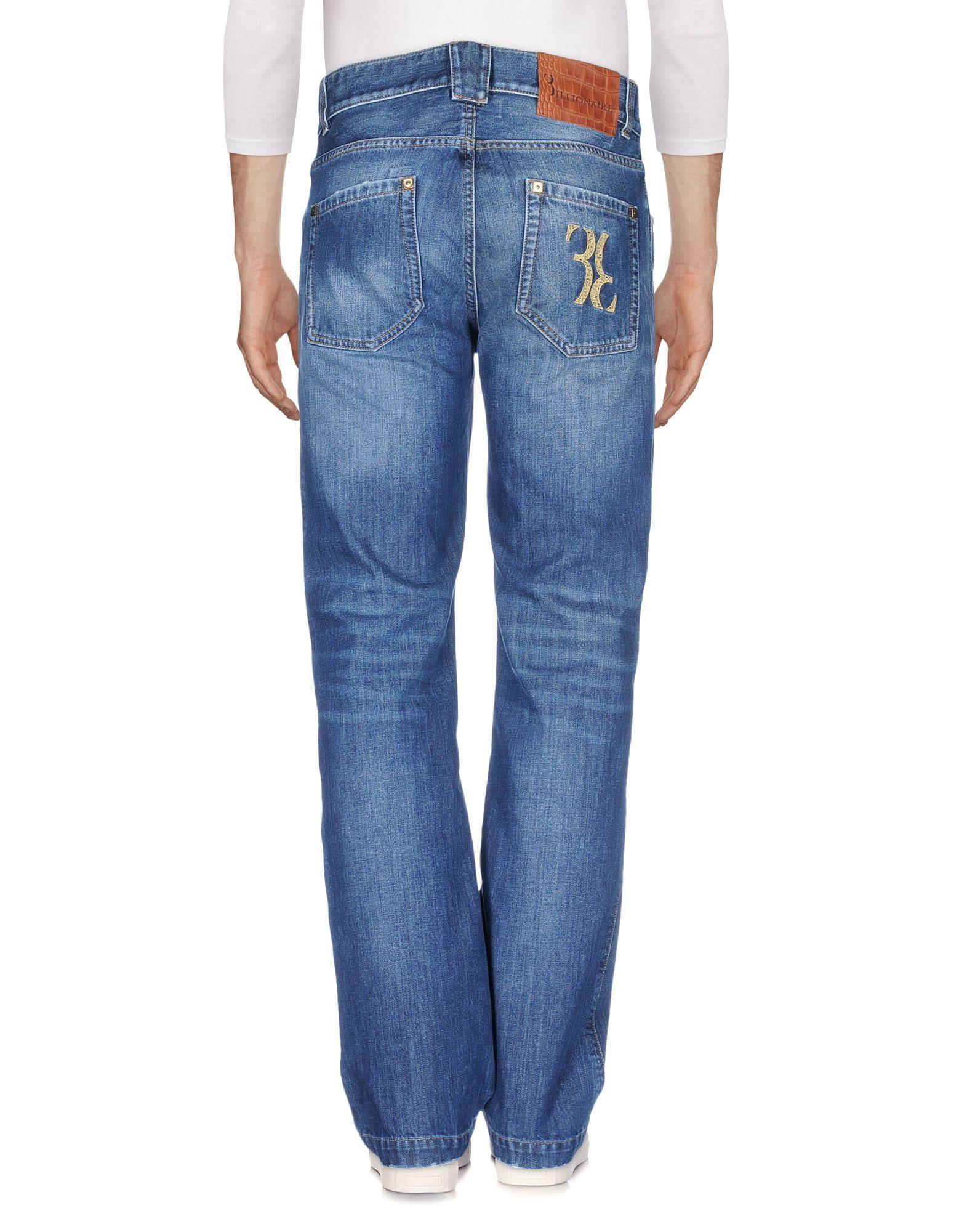 Pantaloni Jeans Jeans Pantaloni Billionaire Uomo - 42655379VN 2ce578