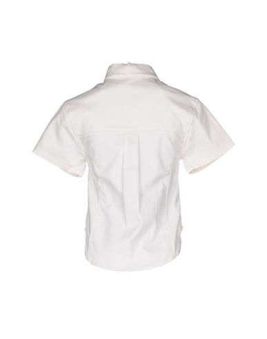 Carven Denim Shirt ekte online salg mållinja billig online gratis frakt butikken Gze1NZH