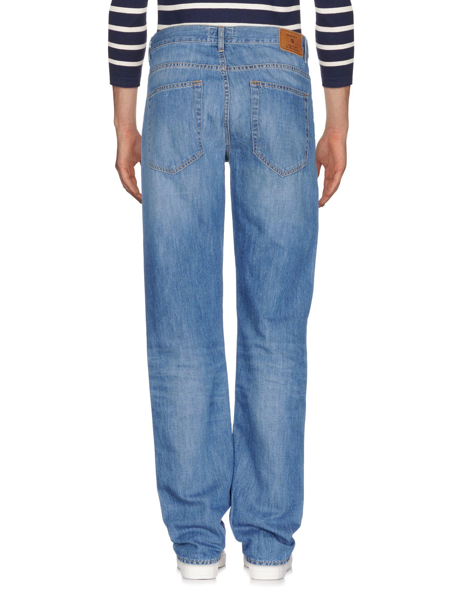Pantaloni Pantaloni Pantaloni Jeans Gant Uomo - 42656715EB ef0692