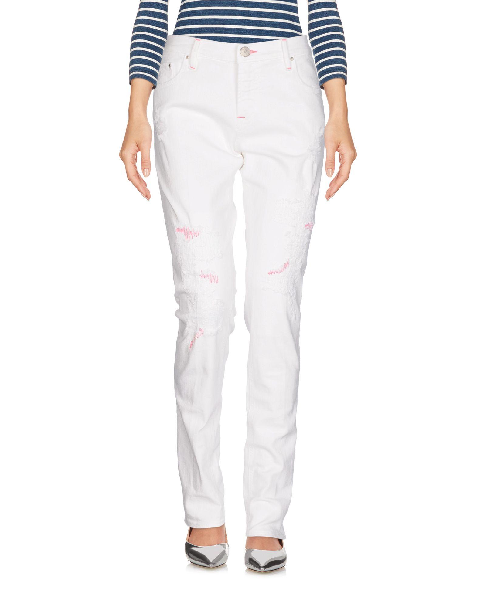 Pantaloni Jeans Don't Cry damen - 42657004IC