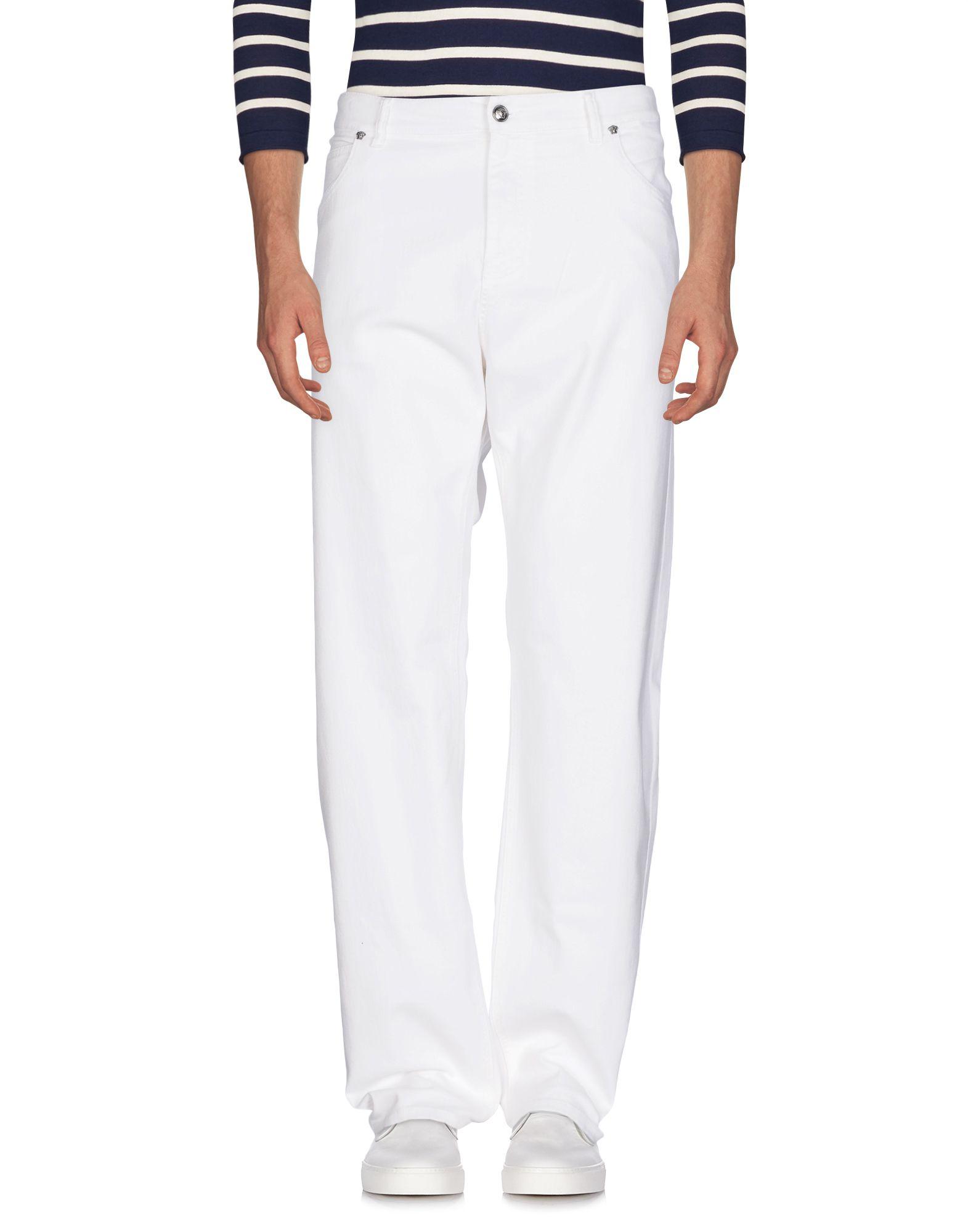 Pantaloni Jeans Versace Uomo - Acquista online su