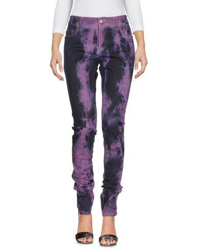 Pantalon En Jean Versace Jeans Femme - Pantalons En Jean Versace ... 967ca2ff5d65