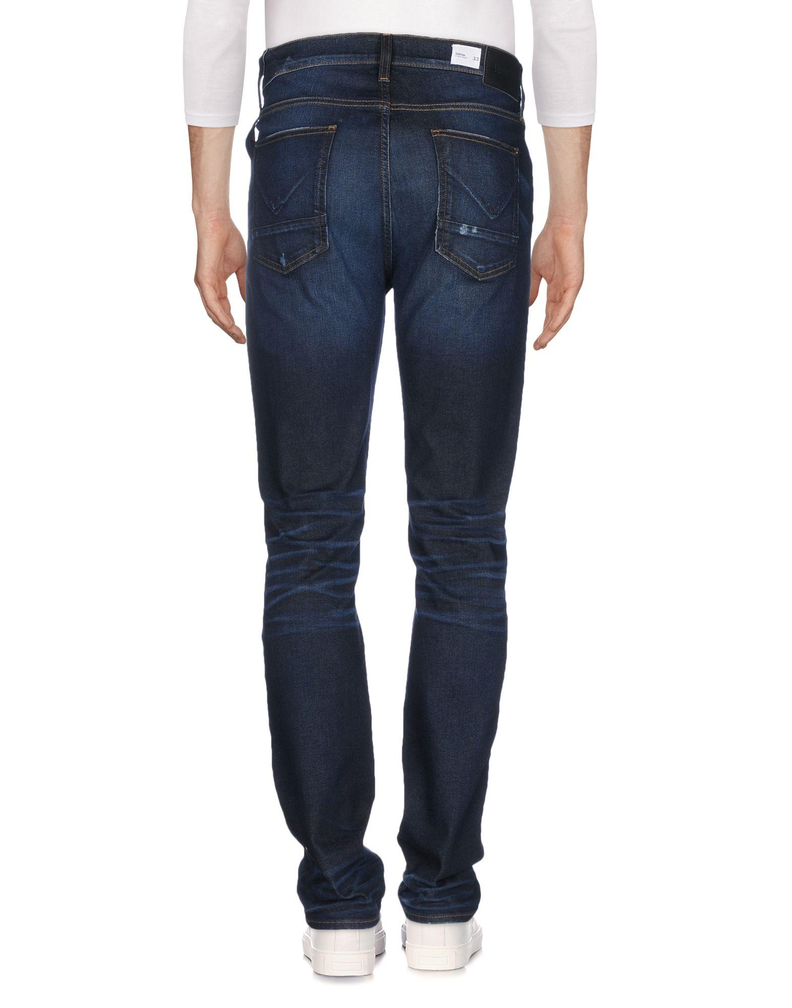 Pantaloni Jeans Hudson Uomo - - Uomo 42657741PU 346493