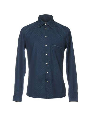 CARE LABEL Camisa vaquera