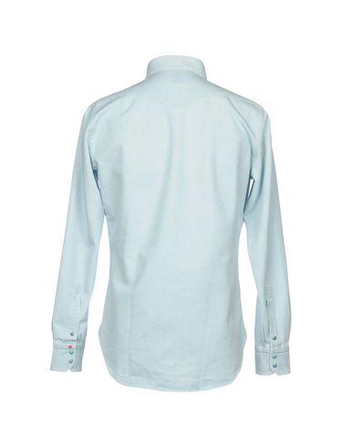 BOLZONELLA 1934 Camisa vaquera