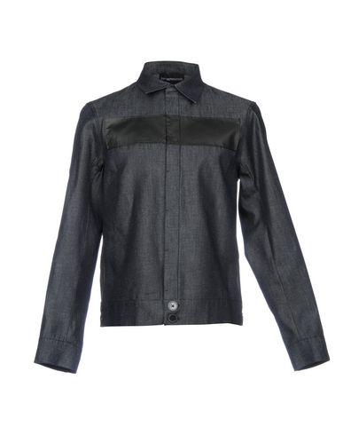 2014 nyeste billig nettbutikk Manchester Armani Denim Shirt footaction billig pris salg stikkontakt steder rimelig billig pris WLoCw