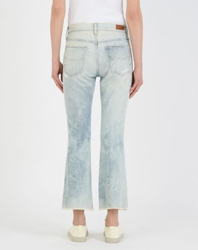 billig uttaket Polo Ralph Lauren Chrystie Kick-fakkel Avling Denim Pantalones Vaqueros billige engros billig rabatt autentisk ad4tG4vB3