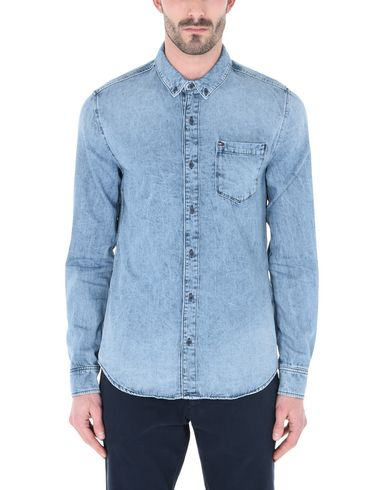 TOMMY JEANS Camisa vaquera