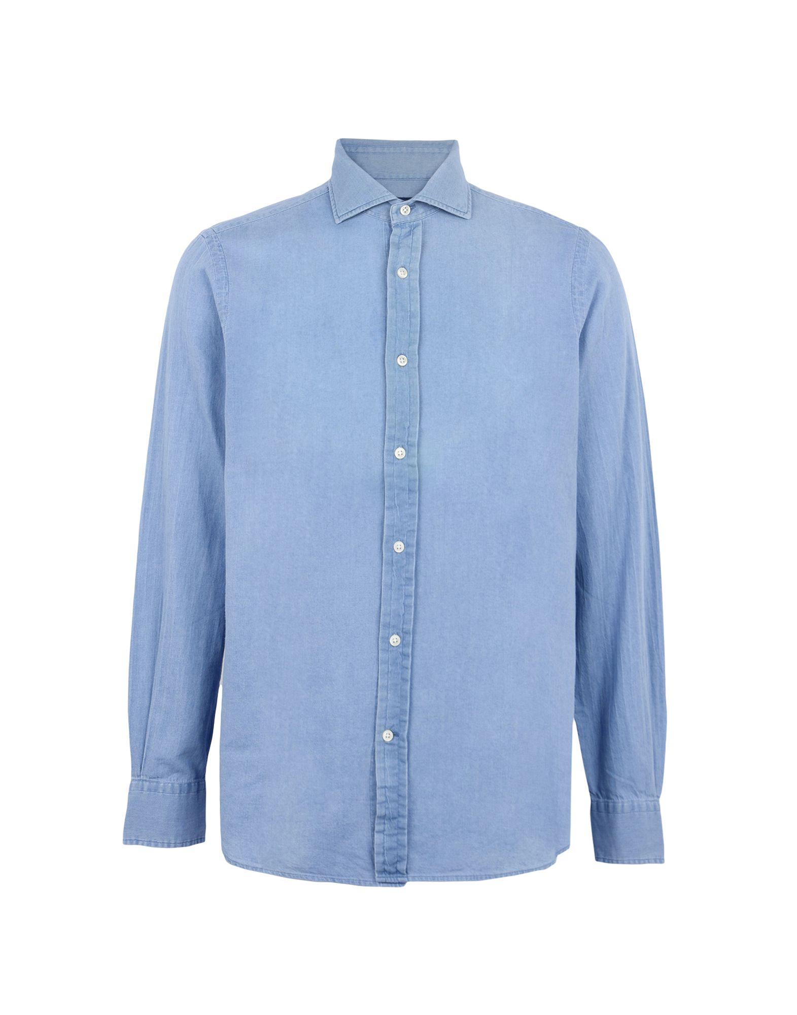Camicia Jeans Polo Ralph Lauren Twill Shirt - Uomo - Acquista online su