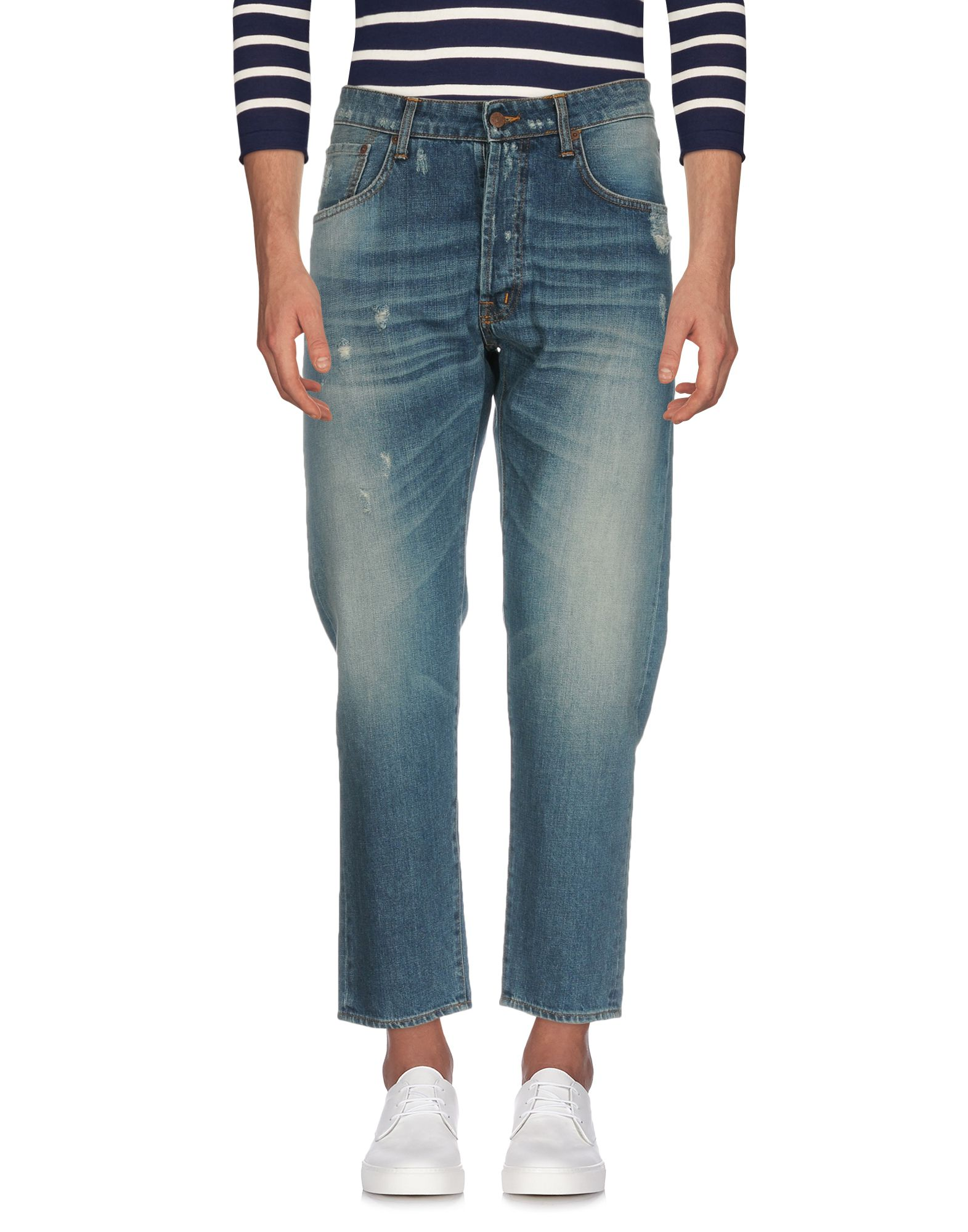Pantaloni Jeans (+) People Uomo - - Uomo 42659242JN 0d265c