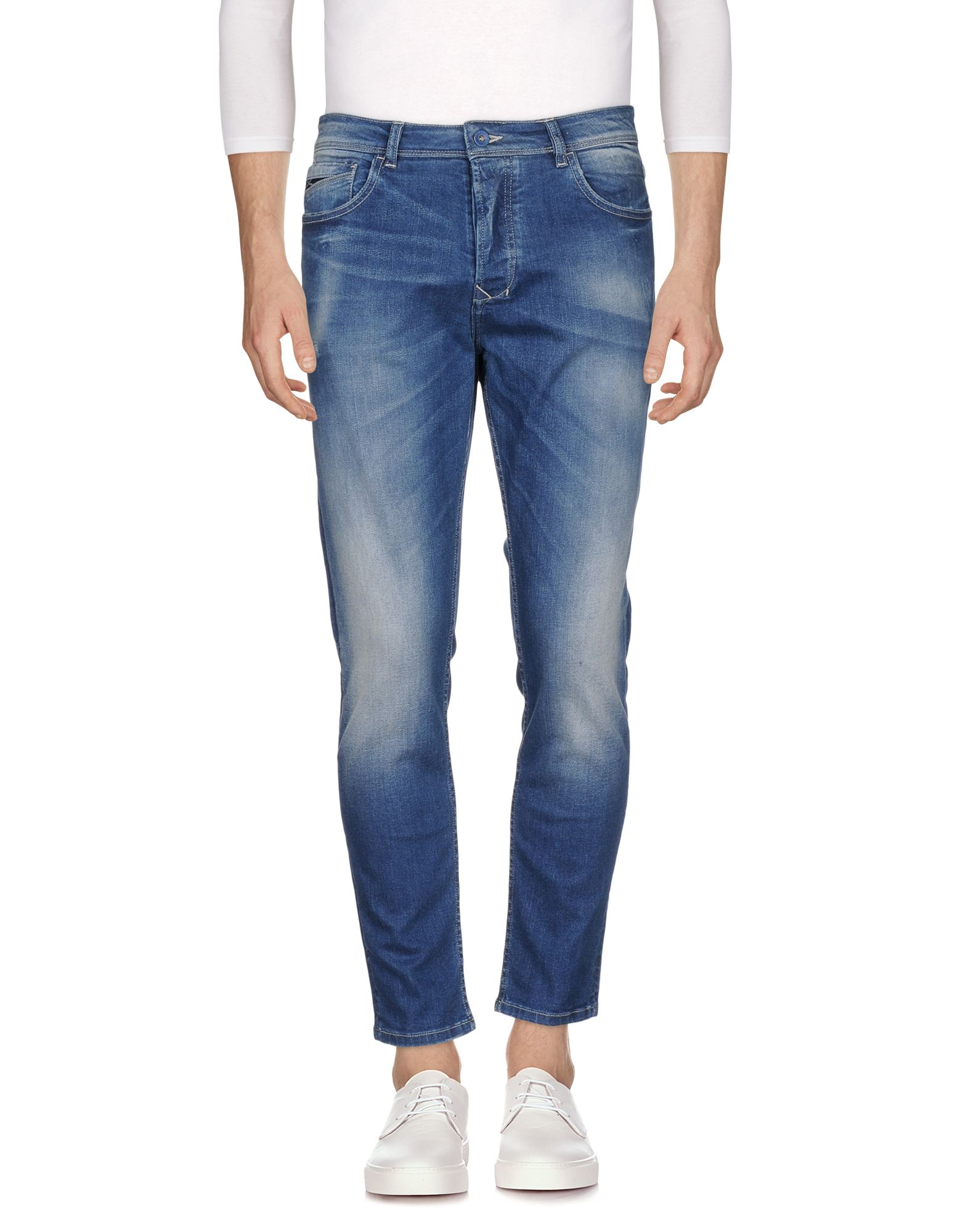 Pantaloni Jeans Jeans Jeans Yes Zee By Essenza Uomo - 42659383RM 7d51ca