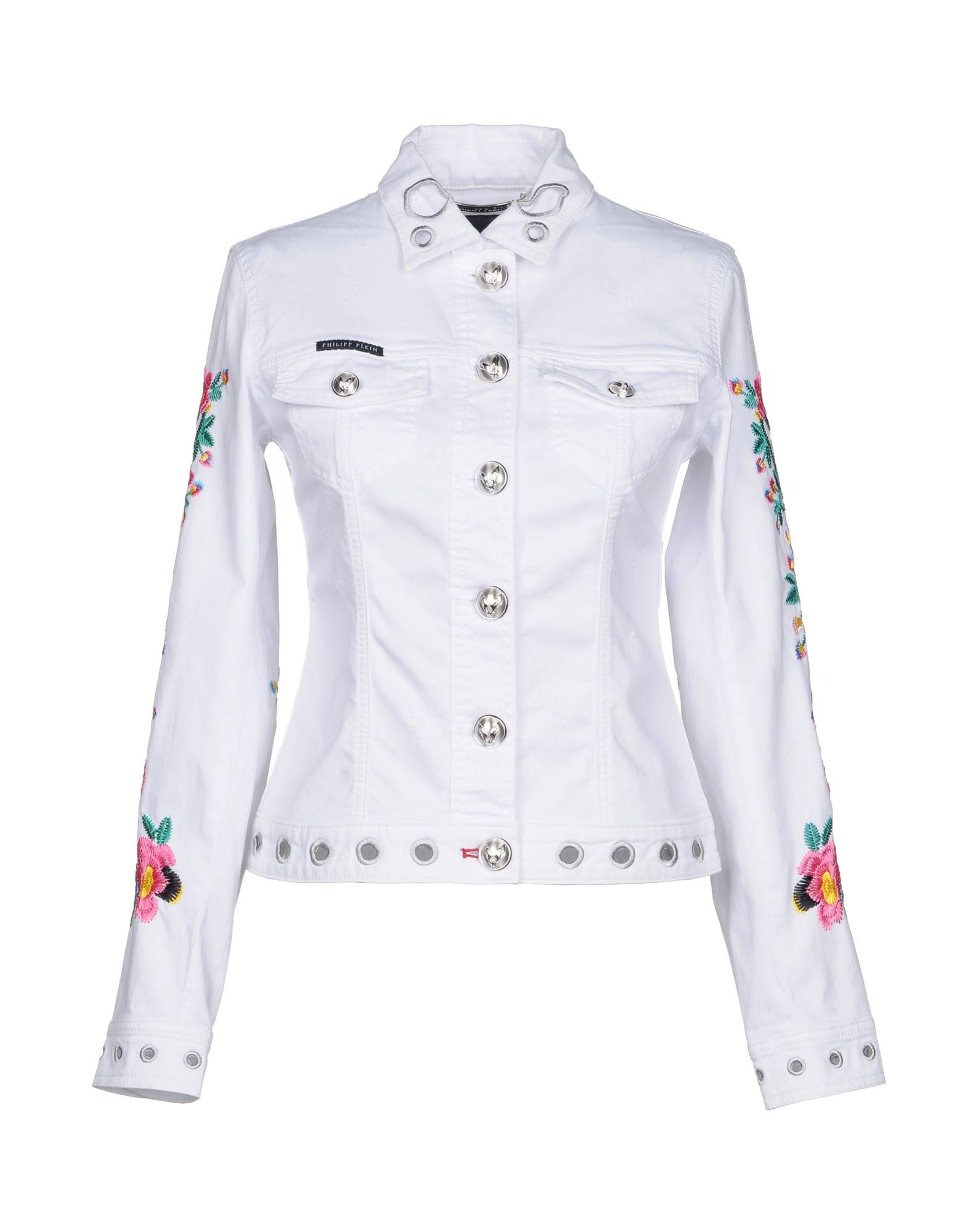 Giubbotto Jeans Philipp Plein Donna - Acquista online su vWi5ojFIDg