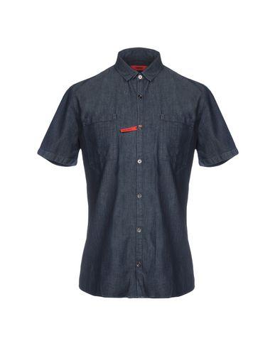 HUGOデニムシャツ