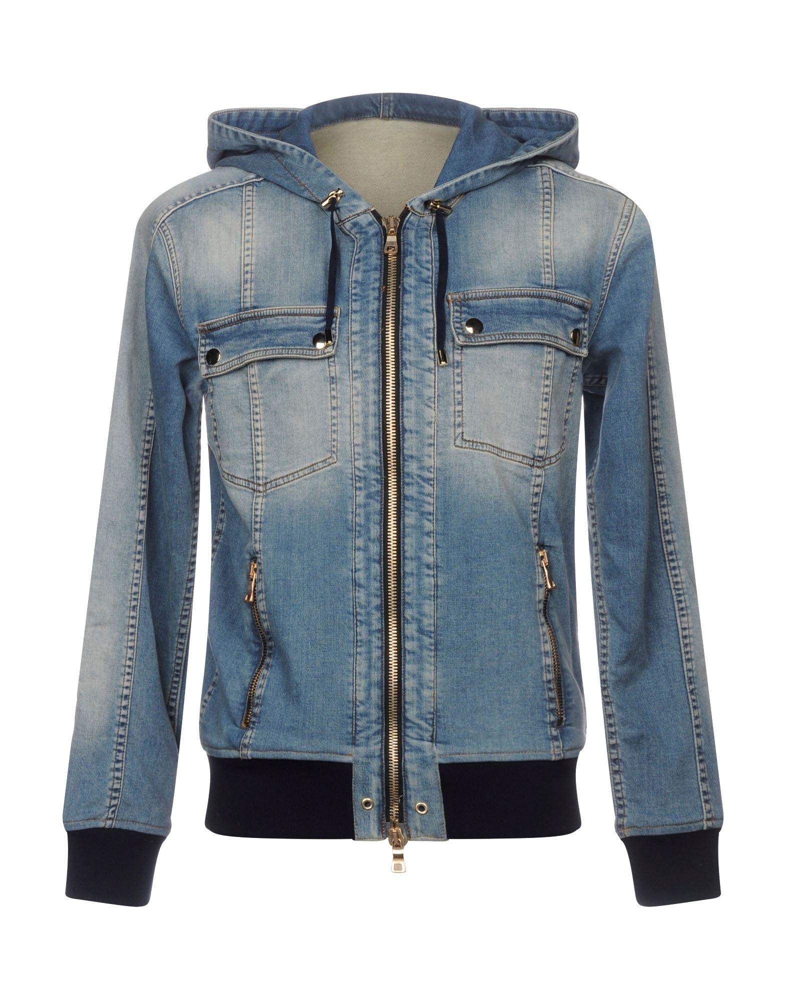 Giubbotto Jeans Balmain Uomo - Acquista online su