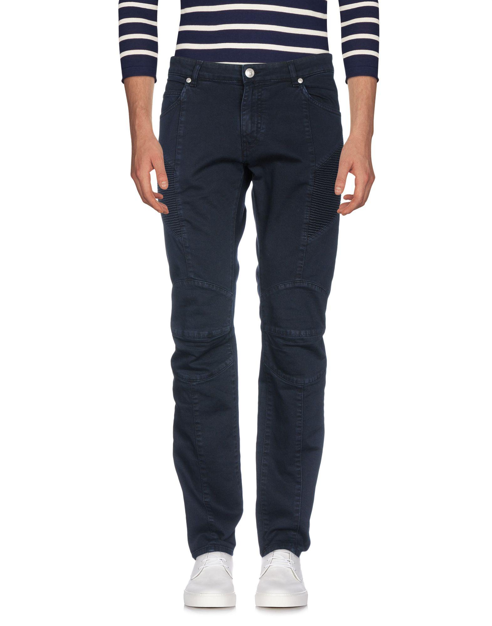 Pantaloni Jeans Pierre Balmain Uomo - Acquista online su