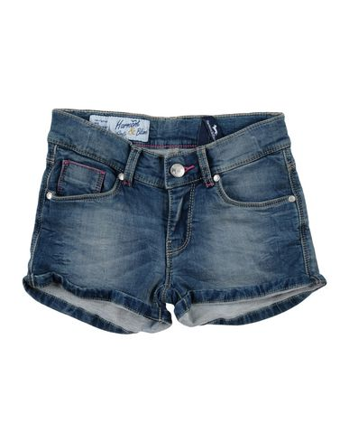 Harmont&Blaine Denim Shorts   Jeans And Denim D by Harmont&Blaine