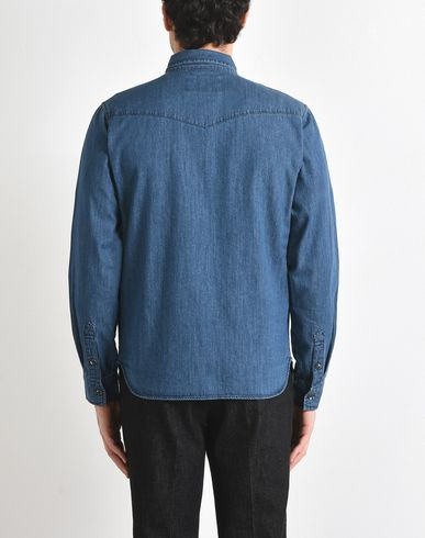 billig forsyning utløp billig pris 8 Denim Shirt klaring bestselger cut-pris utløp kostnaden 56u04nIIw2