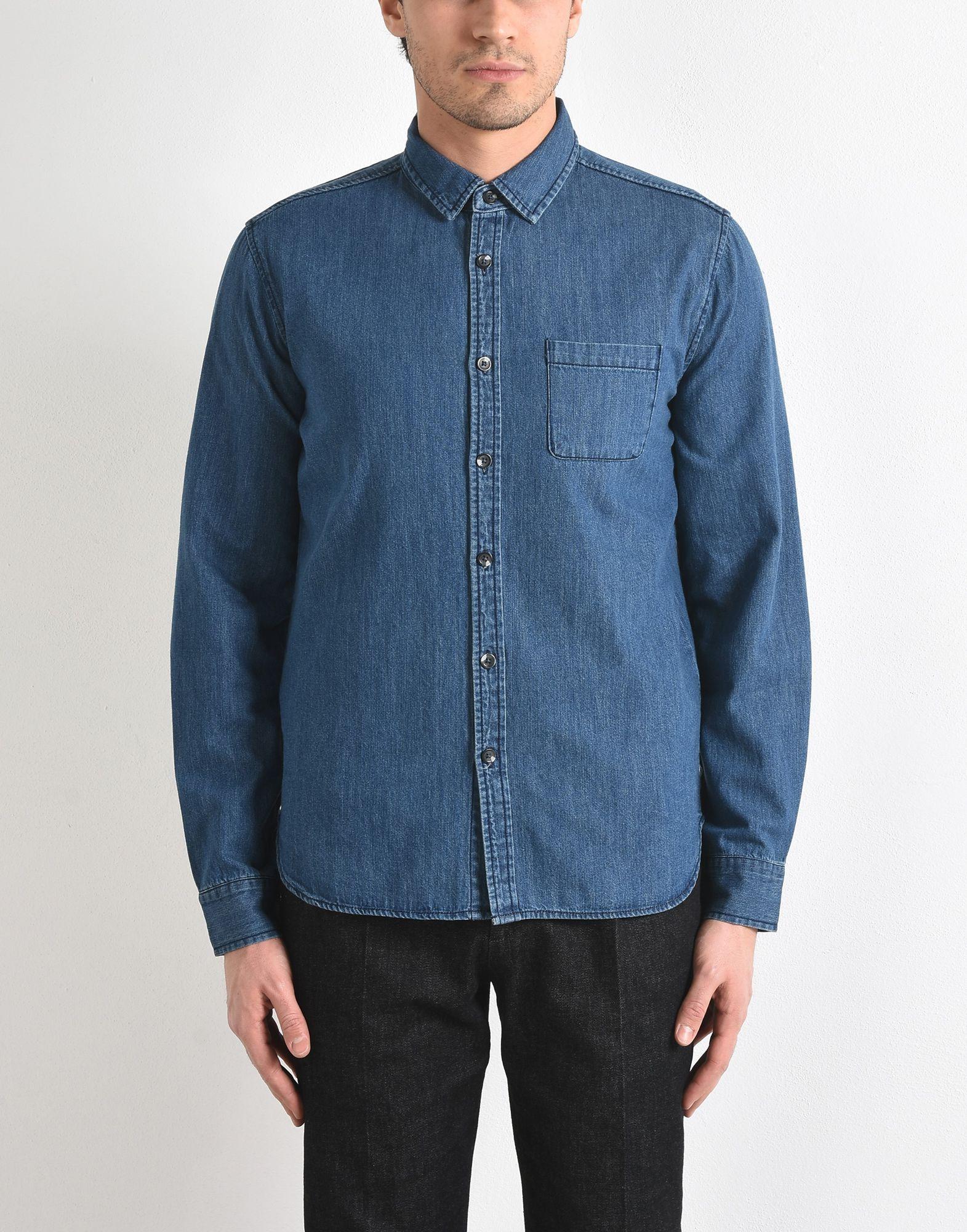 Camicia Jeans 8 Uomo - 42661609WL 42661609WL - 01fcb1