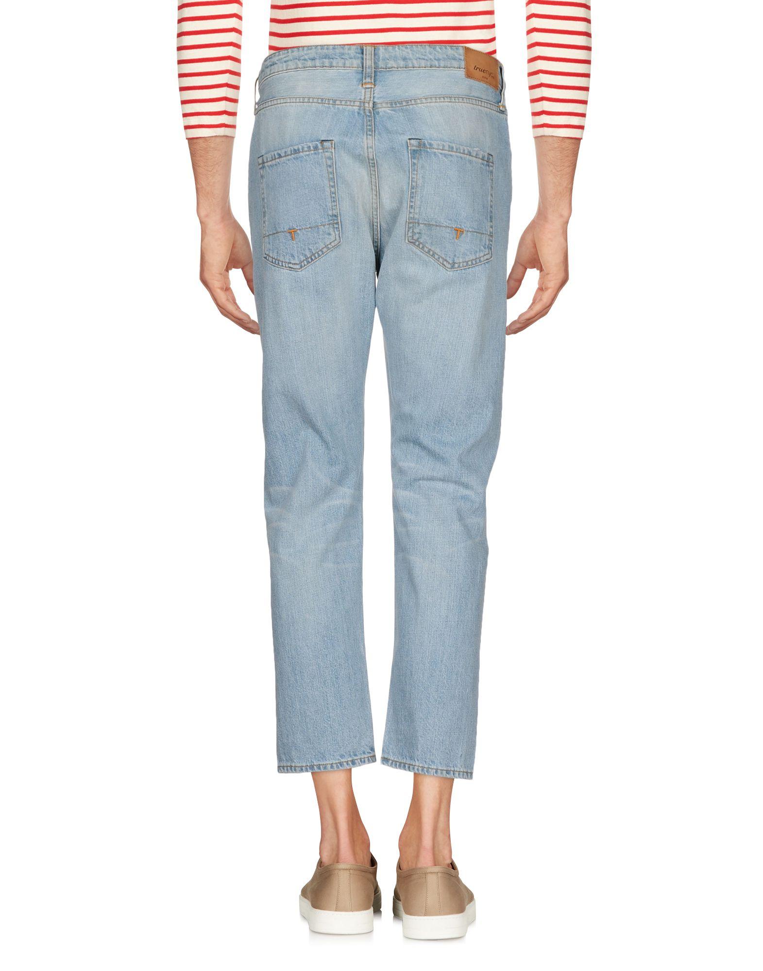 Pantaloni Jeans Jeans Pantaloni True Nyc. Uomo - 42661654CJ 41a90e