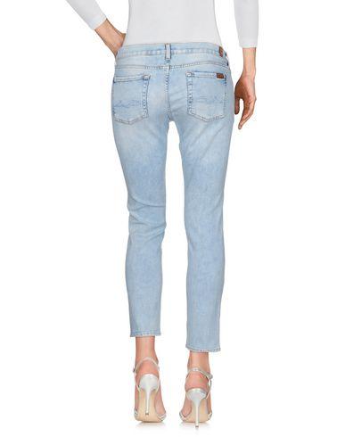 billig kjøp kjøpe billig populær 7 For Hele Menneskeheten Pantalones Vaqueros billig anbefaler lør XEhuKPSq