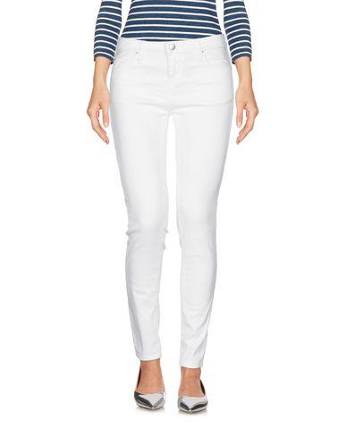 Iro Jean Pantalon jeans Blanc En rrF54twxq