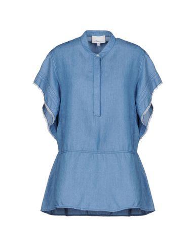 3.1 PHILLIP LIMデニムシャツ