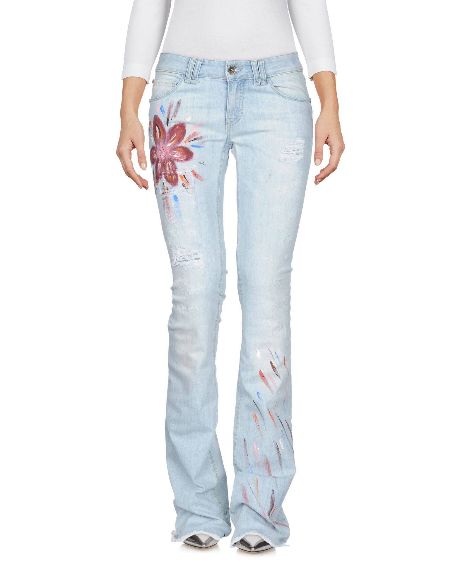 Pantaloni Jeans Plein Sud Donna - Acquista online su Ql0Gypygea