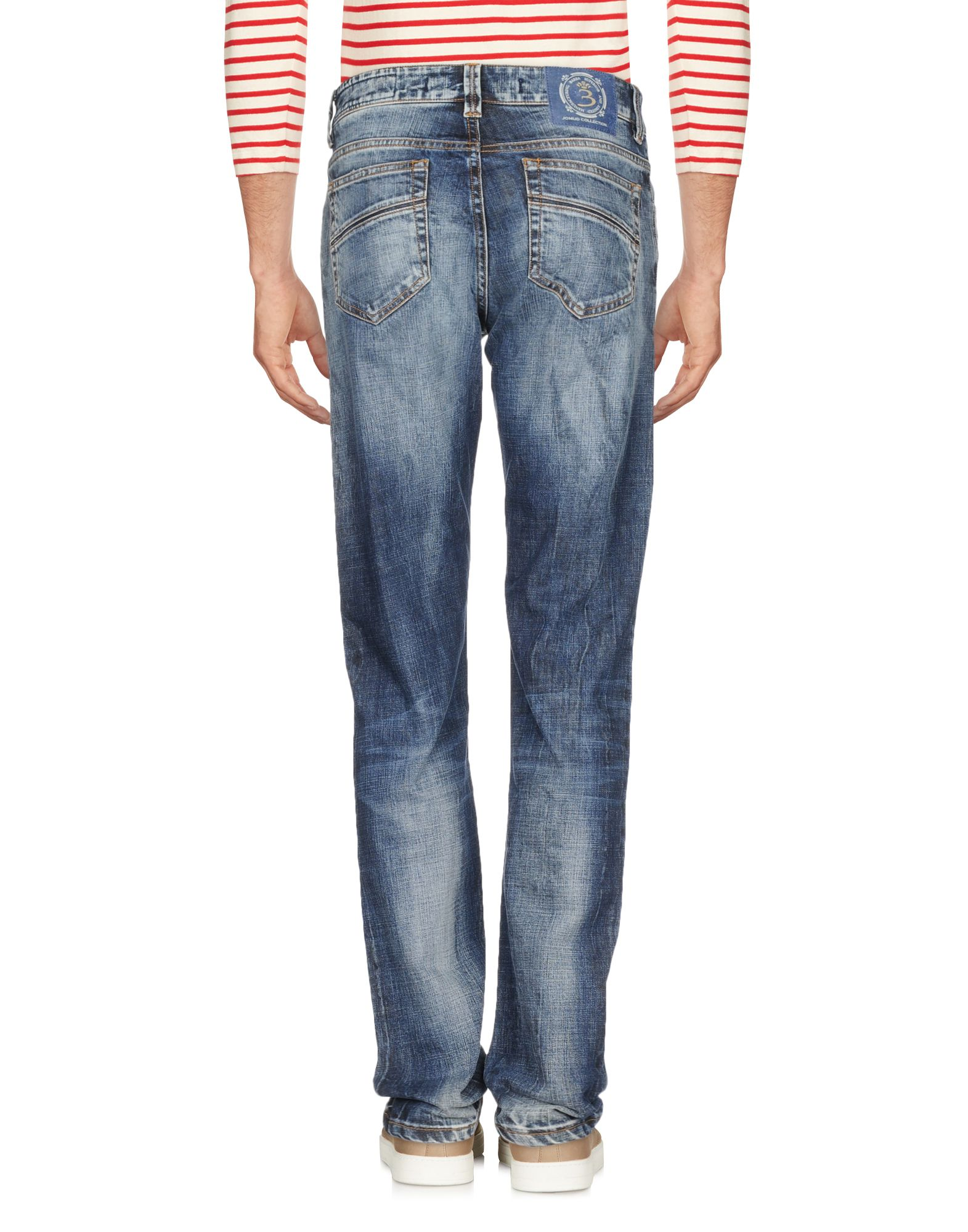 Pantaloni Uomo Jeans Barba Napoli Uomo Pantaloni - 42662248GA 8a042c