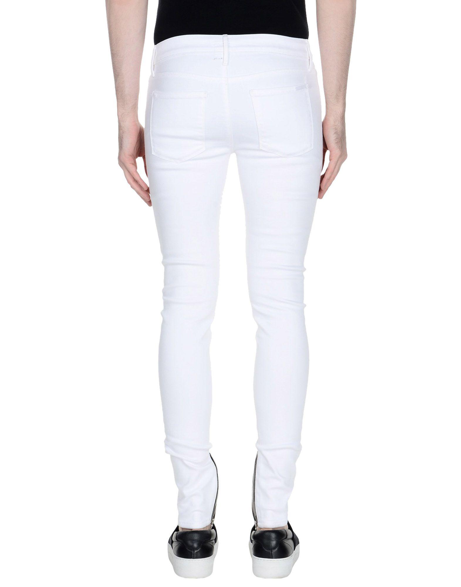 Pantaloni Jeans Rta Uomo - - Uomo 42662265FR 734304