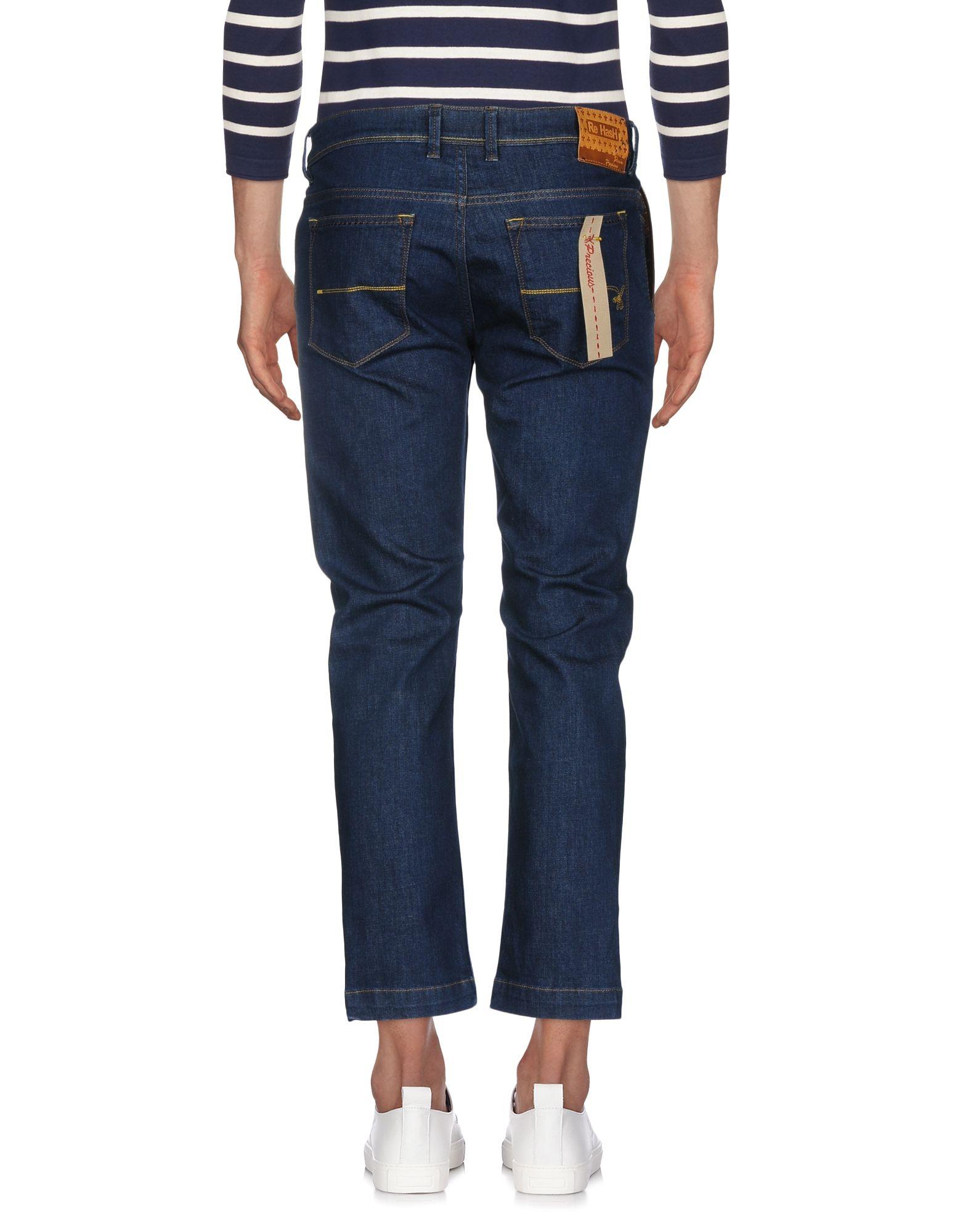 Pantaloni Pantaloni Pantaloni Jeans Re-Hash Uomo - 42662911LA 8c92ed