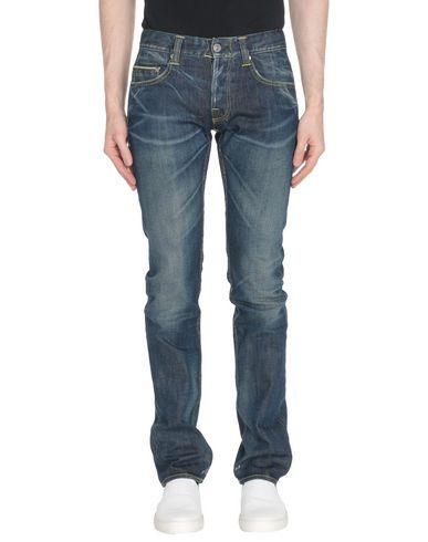 Omsorg Label Jeans klaring bla billig salg ekte KxWofN