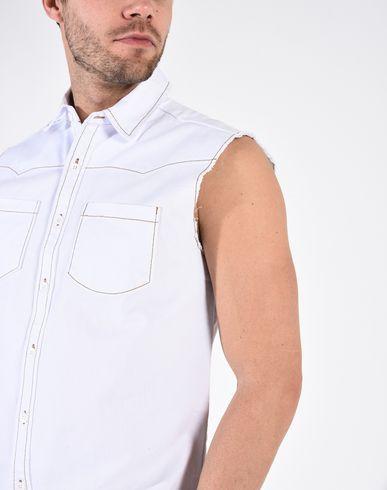 PIERRE DARRÉ Camisa vaquera