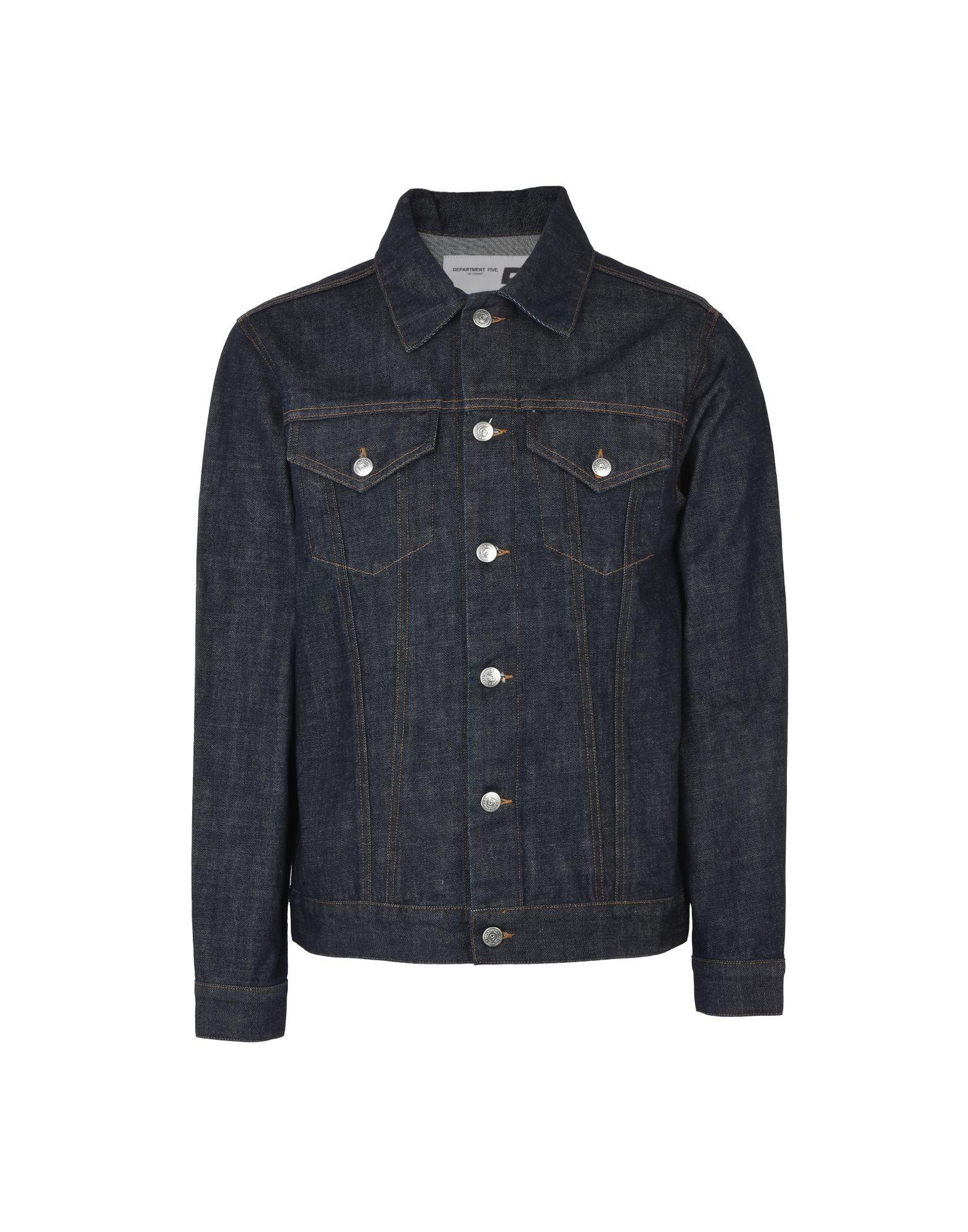 Giubbotto Jeans Department 5 Giubbino Pret - Uomo - Acquista online su