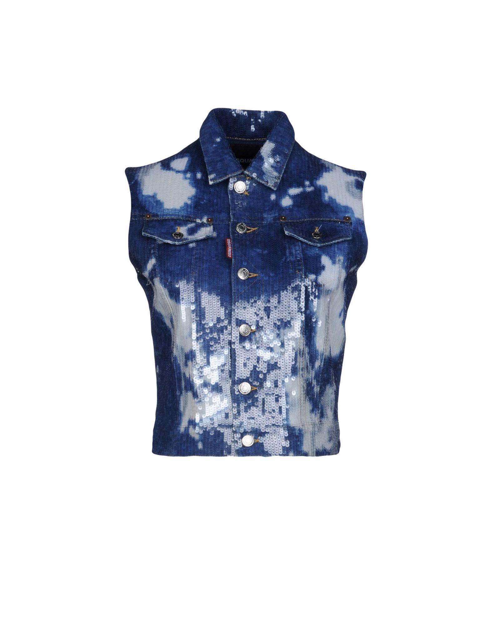 Giubbotto Jeans Dsquared2 Donna - Acquista online su WaiVjm9u