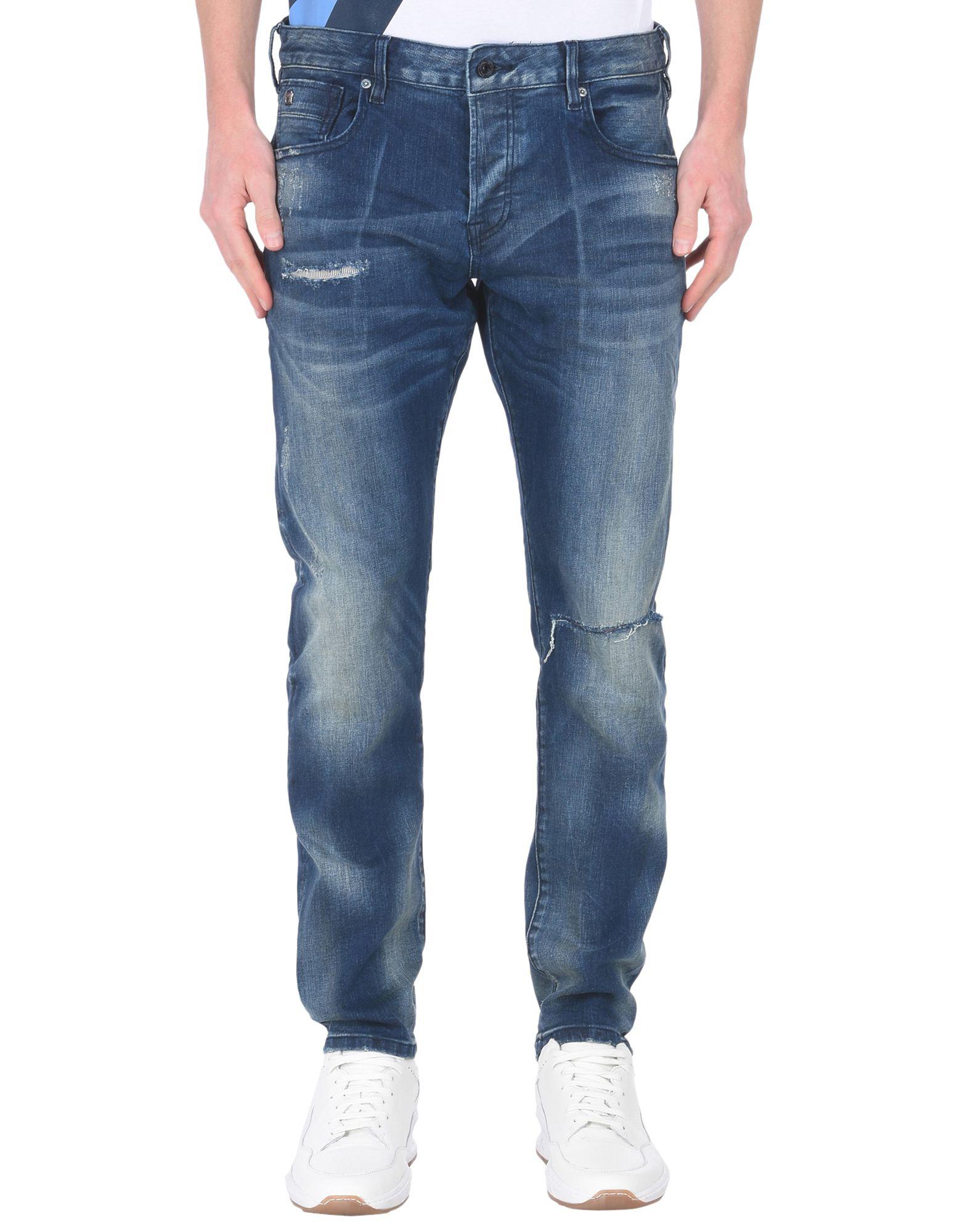 Pantaloni Jeans Scotch & Soda Ralston - Flying Dutchman - Uomo - Acquista online su