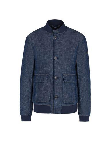 new products 31f16 89101 ARMANI JEANS Giubbotto jeans - Jeans e Denim | YOOX.COM