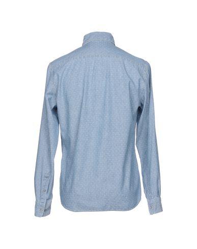 GAS Jeanshemd Ausverkauf Shop für Verkauf Kostenloser Versand Verkauf Großhandelspreis Abstand zuverlässig Niedrigster Preis Günstigen Preis yUppnb2L3