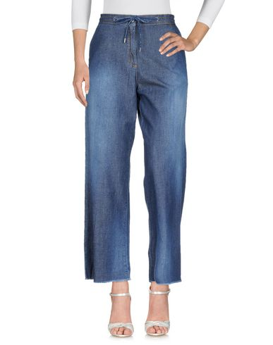 newest ff604 23219 PINKO Denim pants - Jeans and Denim | YOOX.COM