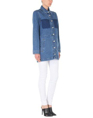 buy online 00a90 c1d49 Mbym Arc - Jeansjacke Damen - Jeansjacken Mbym auf YOOX ...