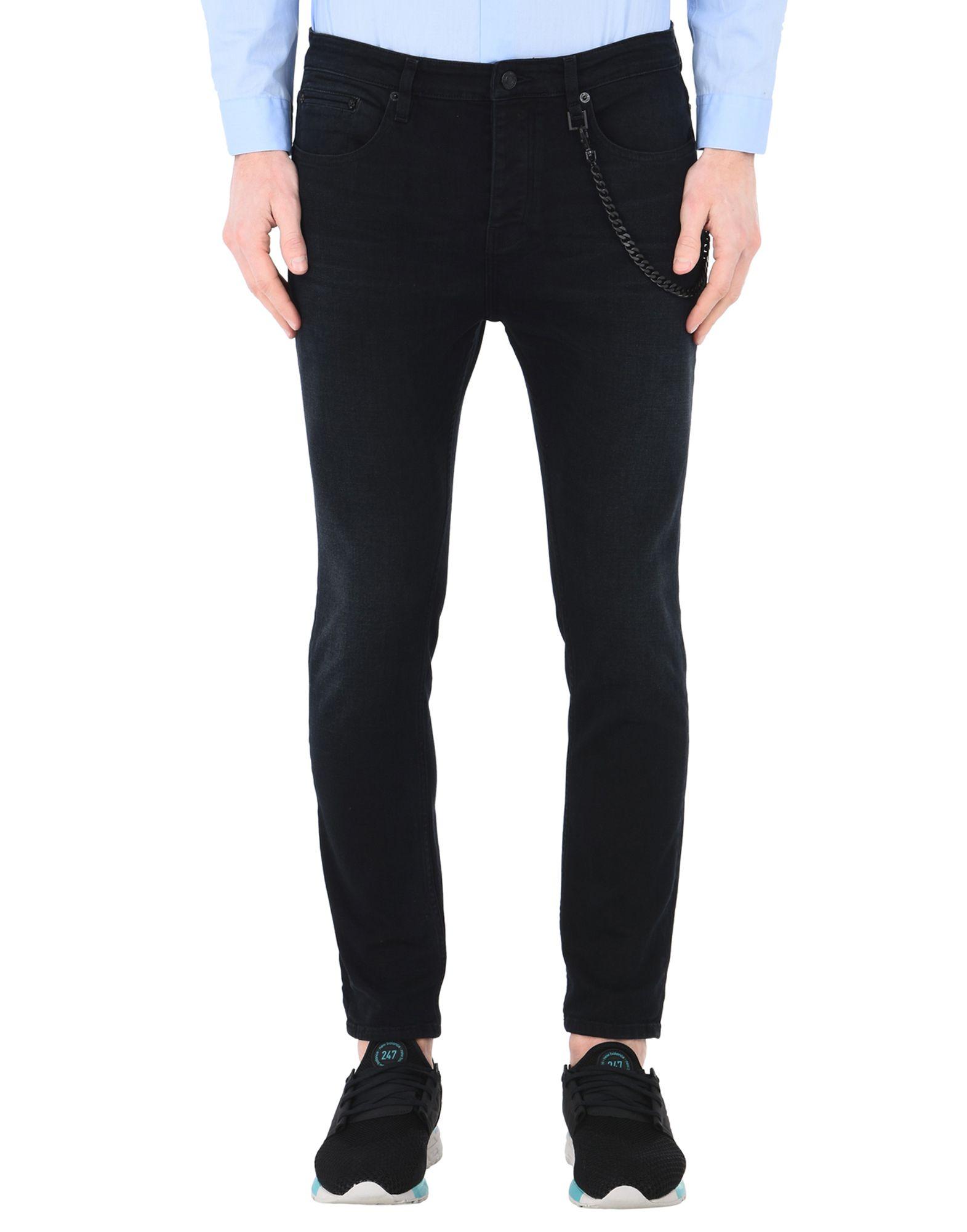 5 Tasche The Kooples Skinny Denim Trousers - Uomo - Acquista online su