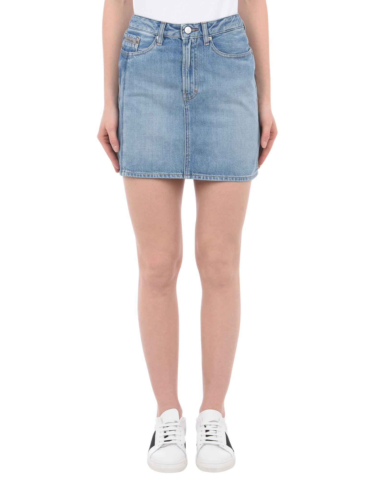 Gonna Jeans Calvin Klein Jeans Donna - Acquista online su 3sh3N8Vy