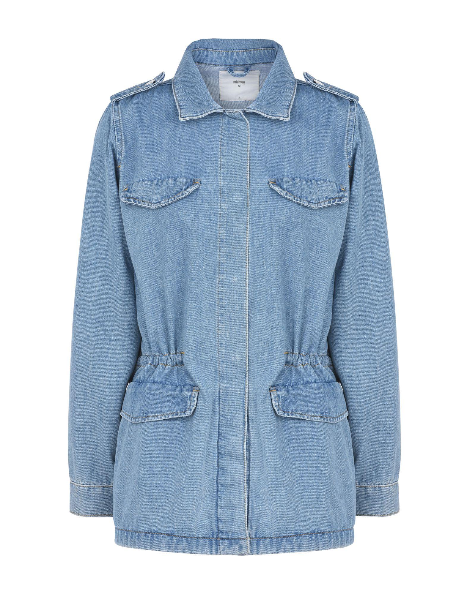 Giubbotto Jeans Minimum Mazy M256 - Donna - Acquista online su