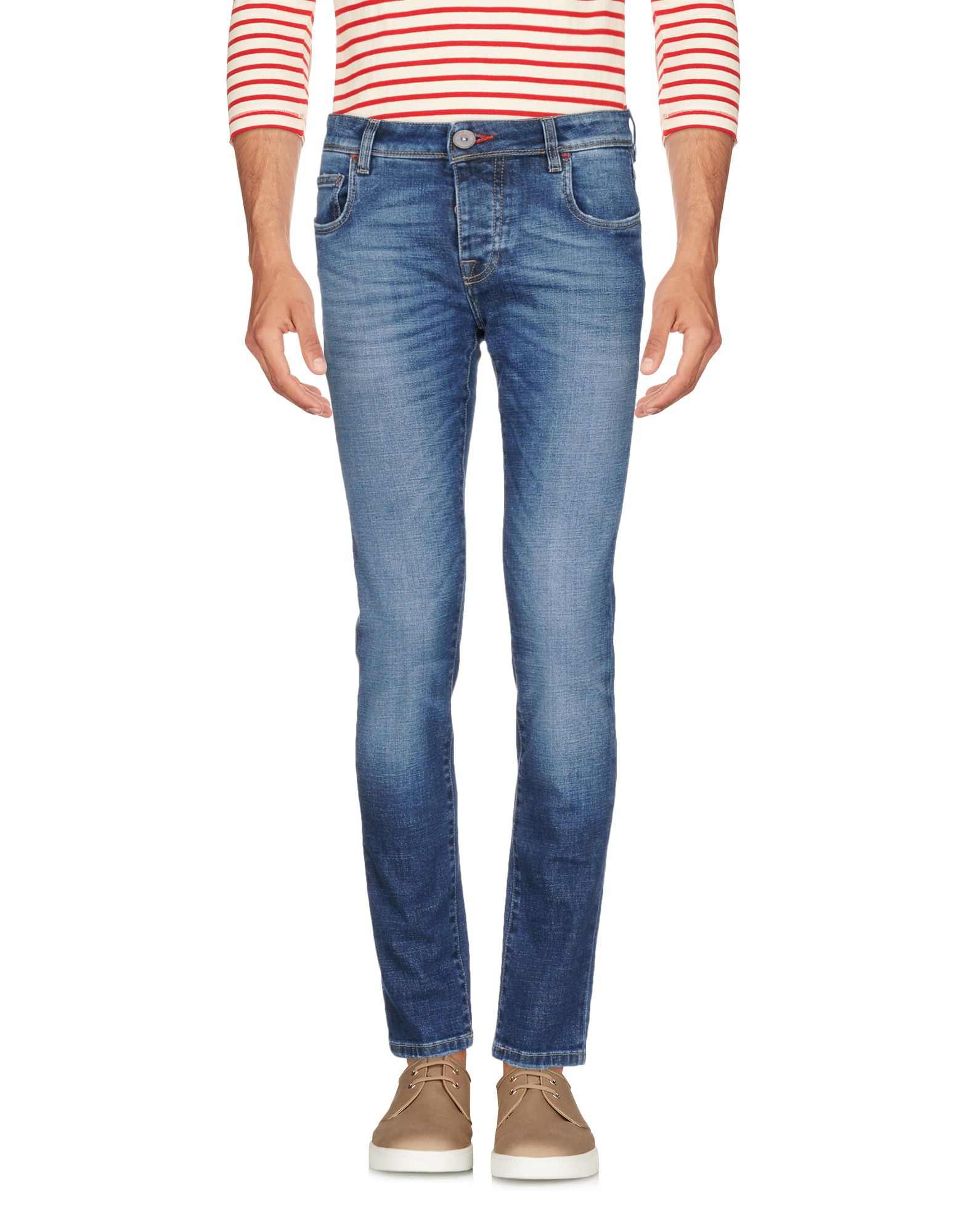Pantaloni Jeans Camouflage Ar And J. Uomo - Acquista online su