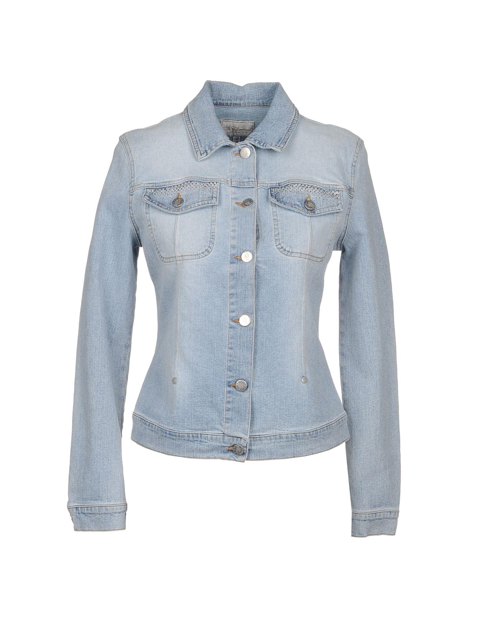 Giubbotto Jeans Blumarine Jeans Donna - Acquista online su MSeYF