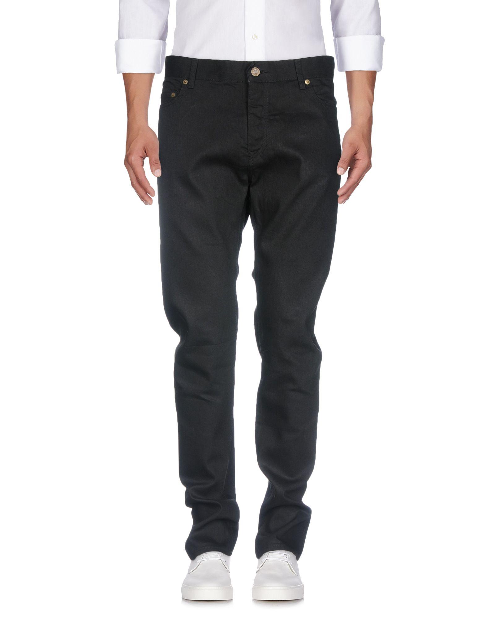 Pantaloni Jeans Saint Laurent Donna - Acquista online su