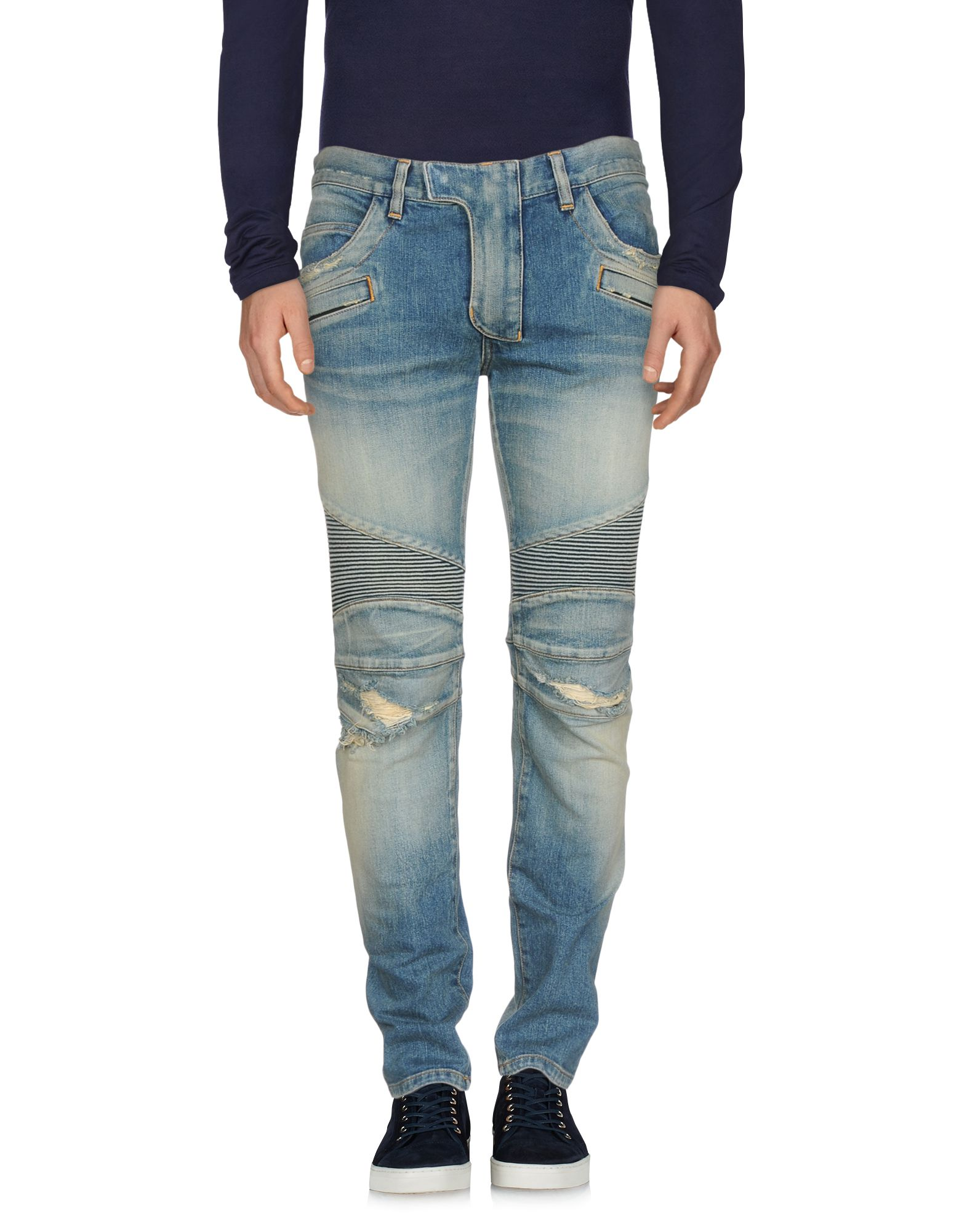 Pantaloni Jeans Balmain Donna - Acquista online su