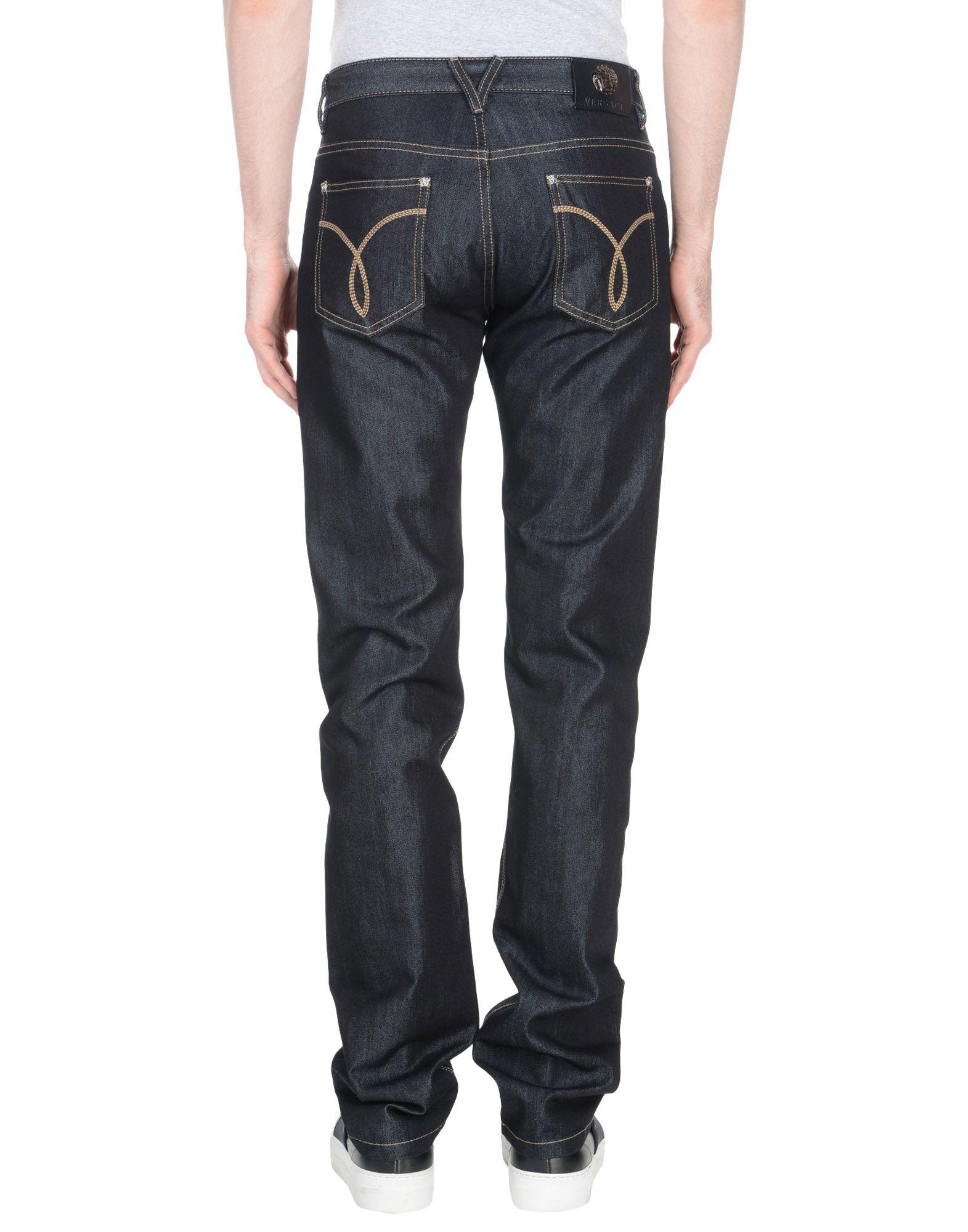 Pantaloni Jeans Versace Versace Jeans Uomo - 42666031MA 7ca5da